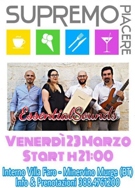 """EssentialSounds """"live"""" SupremoPiacere"""