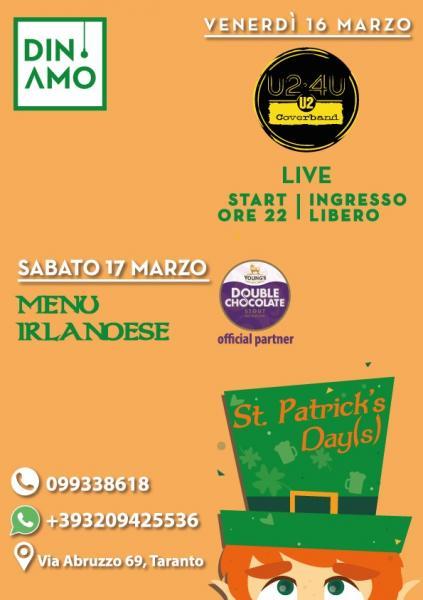 St. Patrick's Day(s)