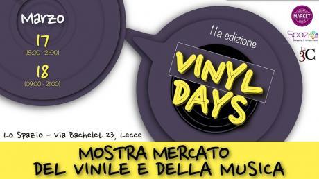 Vinyl Days, 11a Mostra Mercato del Vinile e della Musica