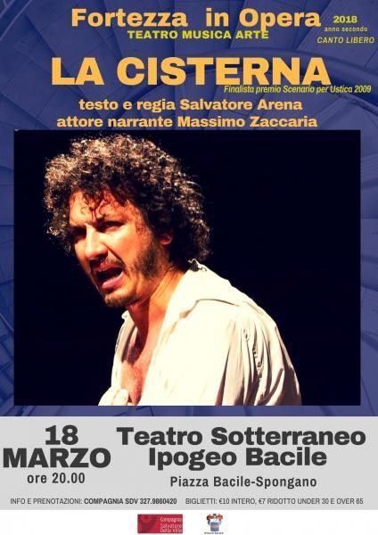 """La Cisterna per """"Fortezza in Opera"""" anno secondo"""