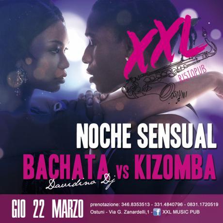 Noche Sensual // Giovedi' Latino at XXL MUSIC PUB