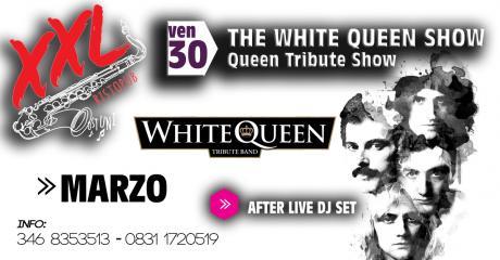 WHITE QUEEN at XXL Music Pub
