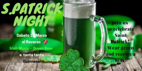 Saint Patrick Night!