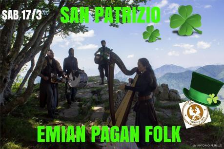 San Patrizio: Emian Pagan Folk Live!