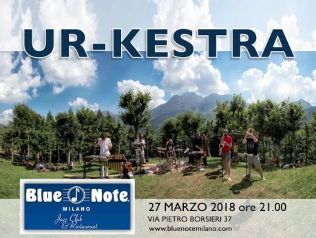 """""""UR-KESTRA in concerto"""""""