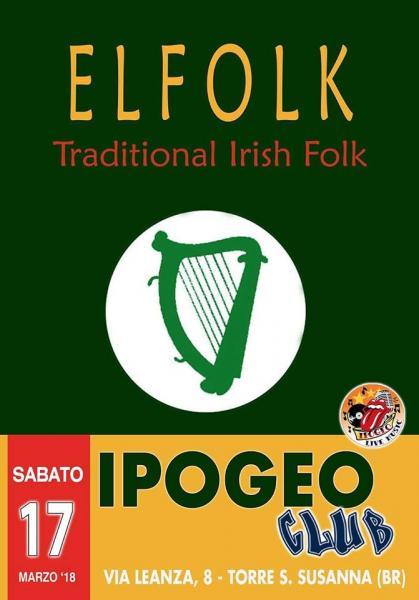 Ipogeo Club - Elfolk ( Irish Band )