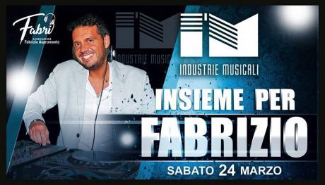 Insieme per Fabrizio - Industrie Musicali, Maglie