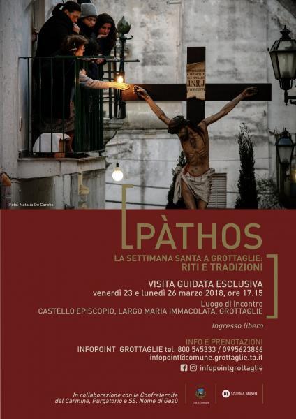 Pàthos. La Settimana Santa a Grottaglie: Riti e Tradizioni