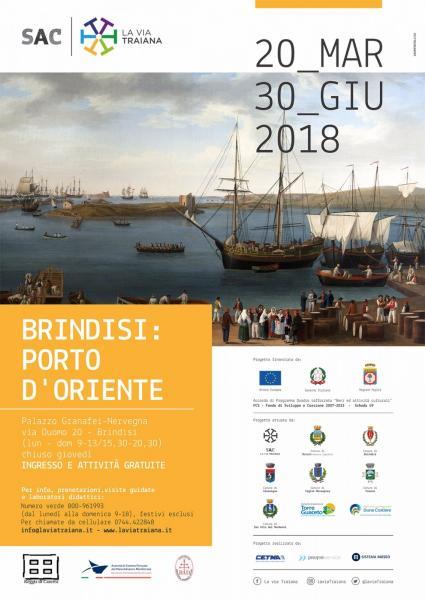 Brindisi: porto d'Oriente