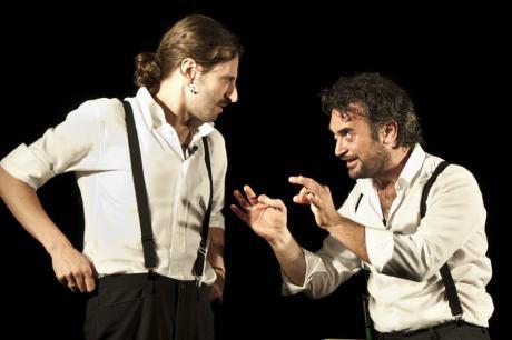 """""""I corteggiatori"""" al Don Sturzo: omaggio al Teatro e alla Poesia"""