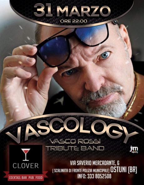 Vascology tribute band Vasco Rossi at Clover #eatdrinkenjoy