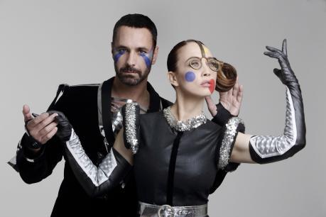 Raoul Bova e Chiara Francini - Due