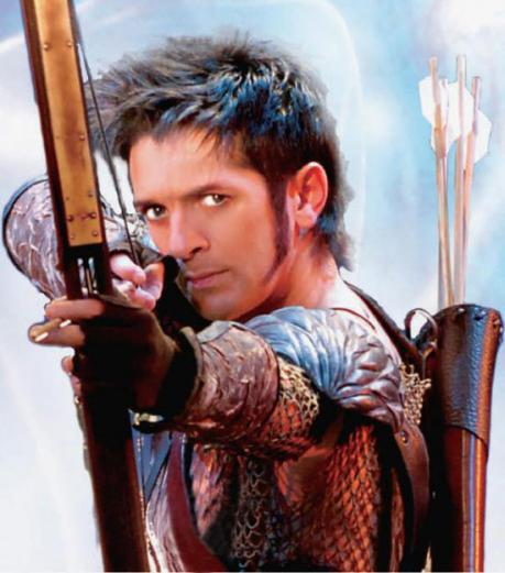 Manuel Frattini - Robin Hood il Musical
