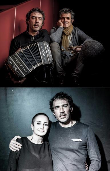 Paolo Fresu & Daniele di Bonaventura - Connie Valentini & Daniele di Bonaventura