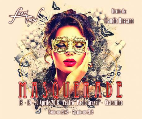 """""""MASQUERADE""""... il Musical, Diretto da Claudio Russano"""