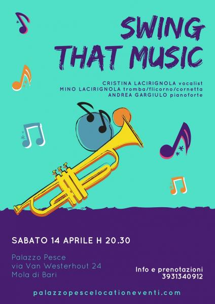 Swing that music [Concerto jazz]