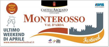 28-29 Aprile 2018 ritorna il Monterosso Val d'Arda Festival
