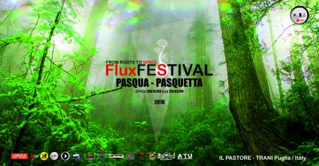 FluxFest Pasqua & Pasquetta (from roots to space)