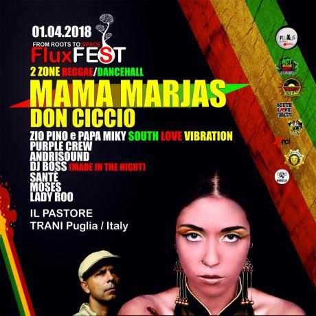 FluXfest - Mama Marjas & DON Ciccio Dj