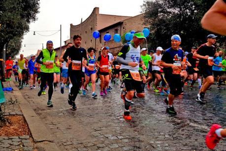 Correre per correre, non è importante vincere!