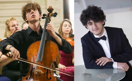Stagioni Agìmus 2018 - Mauro Paolo Monopoli (violoncello) e Giorgio Trione Bartoli (pianoforte)
