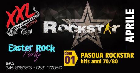 Pasqua con i Rockstar at XXL Music Pub