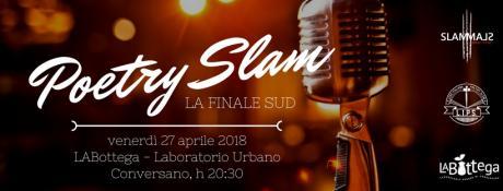 Finale Regionale Poetry Slam - Lips 2017/2018 - Area Sud