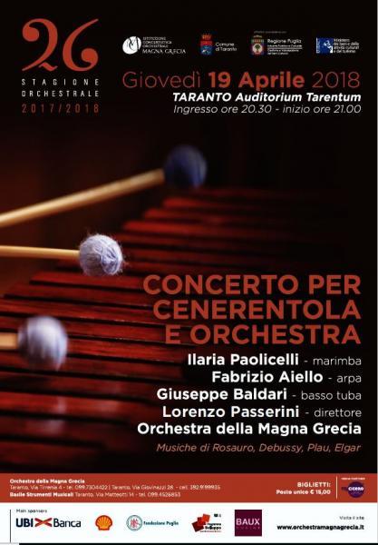 Concerto per Cenerentola e Orchestra