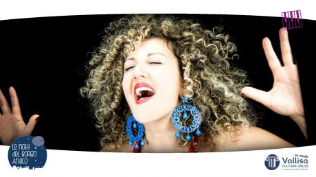 """Rossella Racanelli """"In search of Billie Holiday"""" in concerto"""