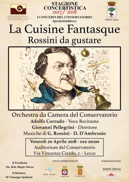 La Cuisine Fantasque - Rossini da gustare