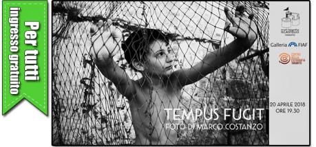 "Mostra Fotografica ""Tempus Fugit"" di Marco Costanzo"
