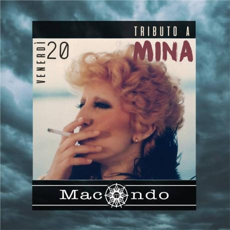 TRIBUTO A MINA LIVE @MACONDO