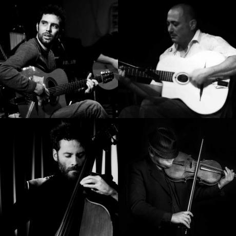 De Luca in 4et jazz live al Nuovo