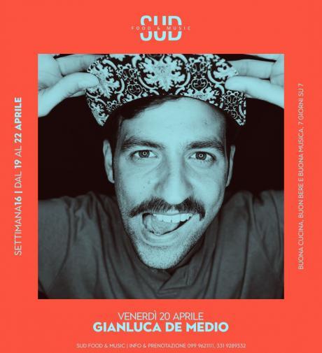 Gianluca De Medio dj set @ SUD