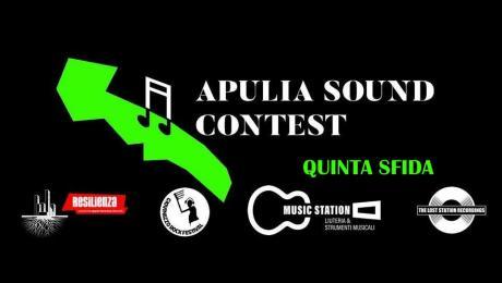 Apulia Sound Contest - Quinta sfida