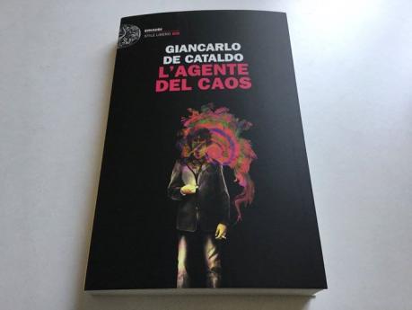 Giancarlo De Cataldo presenta il suo nuovo romanzo