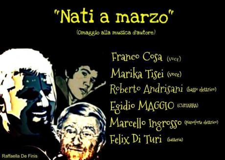 NATI A MARZO - Pino Daniele, Lucio Dalla e Lucio Battisti