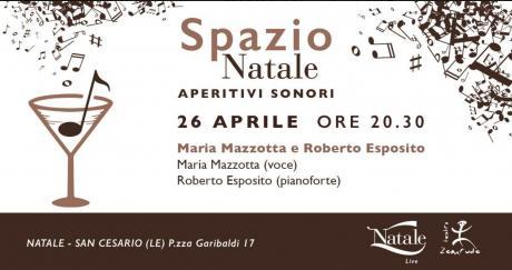 Aperitivi Sonori - Maria Mazzotta e Roberto Esposito
