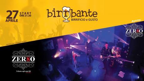 Anni 80/90/2000 Tribute Band!