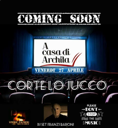 A casa di Archita tour @Corte Lo Jucco