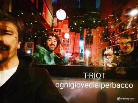 Il Resident Trio con il T-Riot - Giovedi 26 Aprile ore 21,30