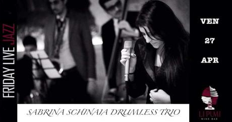 #fridaylivejazz- Sabrina Schinaia Drummles Trio