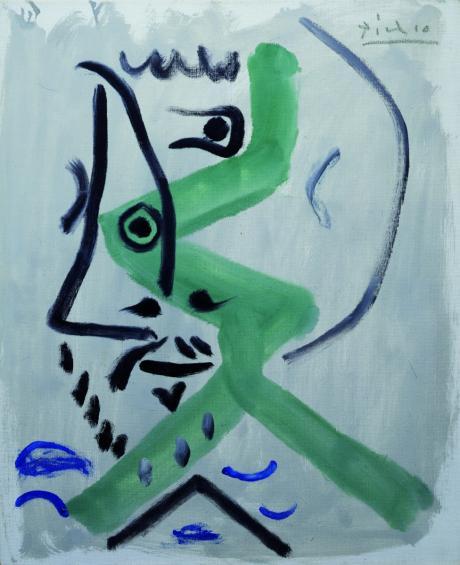 Picasso in Puglia - L'altra metà del cielo