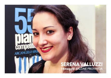 Serena Valluzzi - Pianoforte