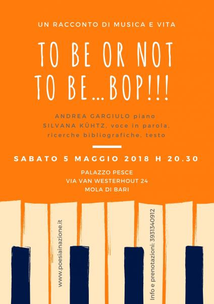 To Be or Not to Be…Bop!