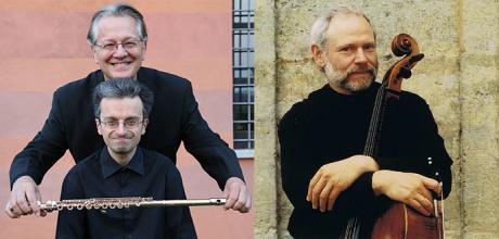 Stagioni Agìmus 2018 - Trio Nova/Kiritchenko/Bacchetti