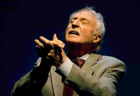 De Vulgari Eloquentia - Virginio Gazzolo al Teatro Van Westerhout