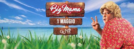 1 Maggio - GUNA BEACH #Brindisi / BIG MAMA + HOUSE Garden Zone