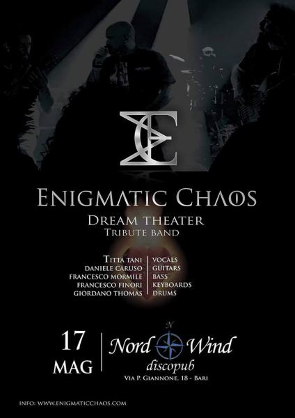 Enigmatic Chaos - Dream Theater Tribute Band (Roma)