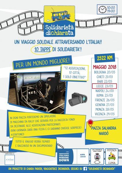 Solidarietà Dichiarata a Lecce